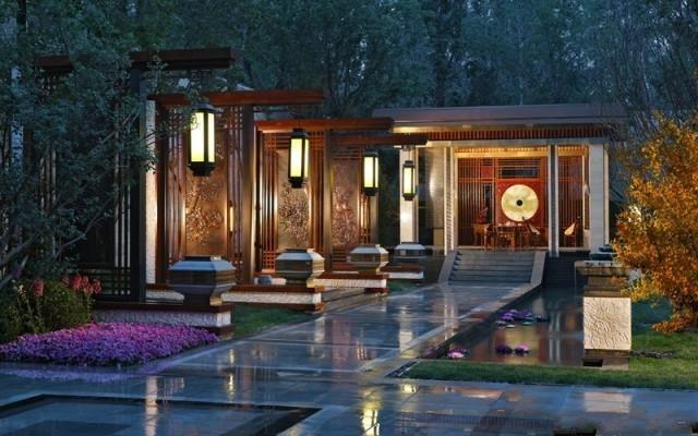 中国九大顶级新中式别墅,刷新对别墅的认识!