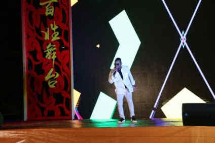 2017央视《星光大道》四川广安选手选拔活动启幕图片