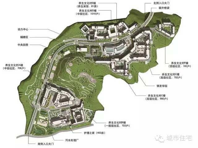 台湾第一个老人住宅专用小区——长庚养生文化村