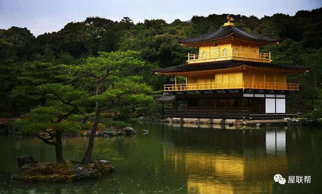 建筑知识——日本古代建筑