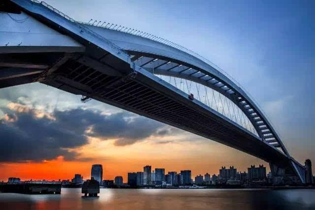 见过最美的桥,就是上海的这15座大桥.