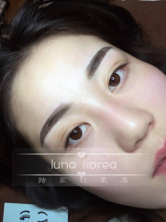 """2017韩式半永久的""""0结痂""""还有吗?"""
