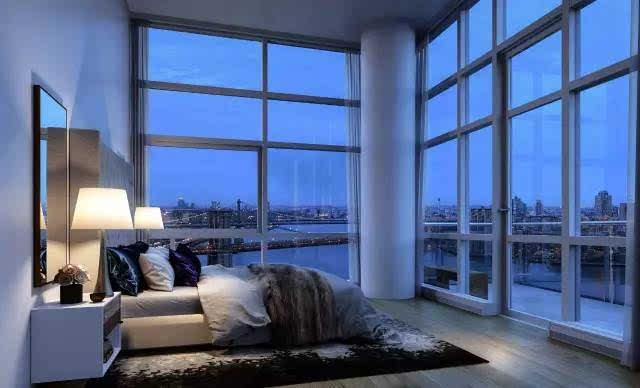 360度全景住宅高楼,室内的简约风太酷了!