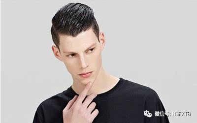 男生也要根据自己的脸型来设计一款适合的发型