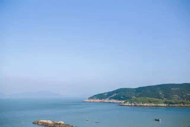玩乐| 台州这些小众绝美海岛,为你私藏了一份夏日清凉
