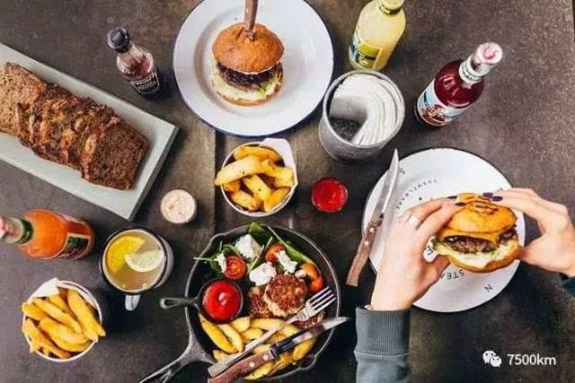 推荐: Шак-бургер с говядиной, Вегетар