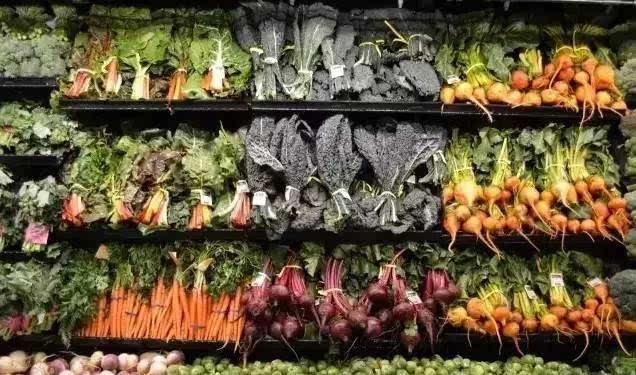 干货丨超市12种生鲜陈列落地方法(收藏)图片