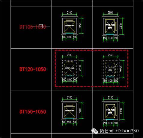 优化尺寸链 尺寸链标准从原来10多个尺寸品种减少为8个,简化设计规划图片