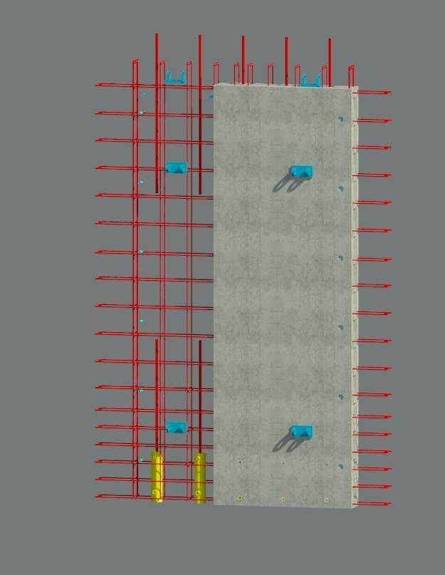 其中对节点与结构图复核,预埋管线及点位确认,核定钢框架尺寸等8项