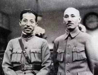 蒋介石骂张学良 想点大事,别整天泡女人图片