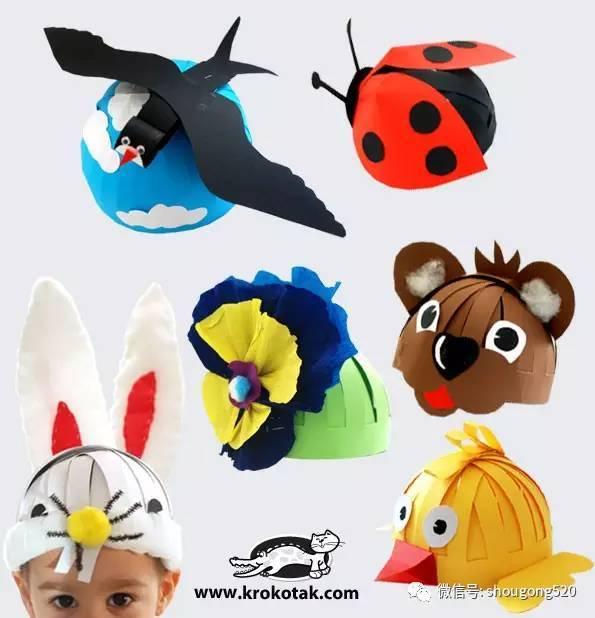小动物帽子