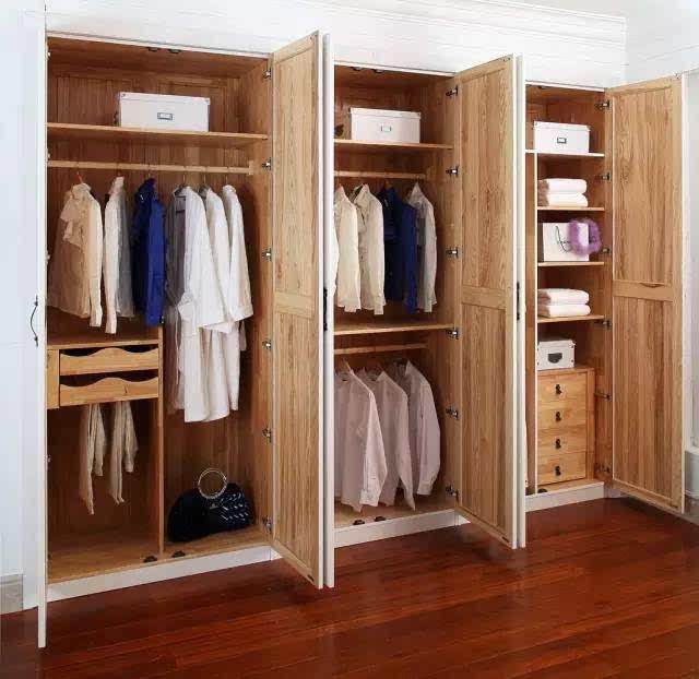 【常识】衣柜平开门还是推拉门更方便?