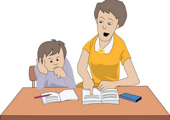 这才是陪孩子写作业的正确方式