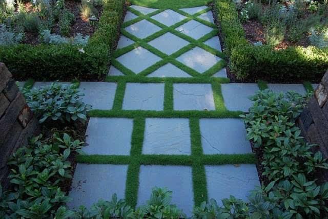 【房向推荐】国悦府:别墅庭院花园铺装知多少?别担心