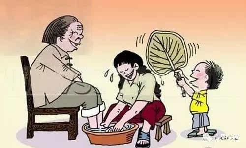 心柔:孝顺父母,是最大的行善