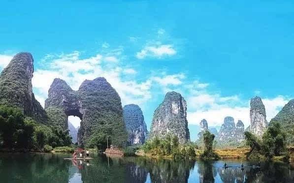 【柳州青旅】罗城剑江,天门山,天堂牧场一日游