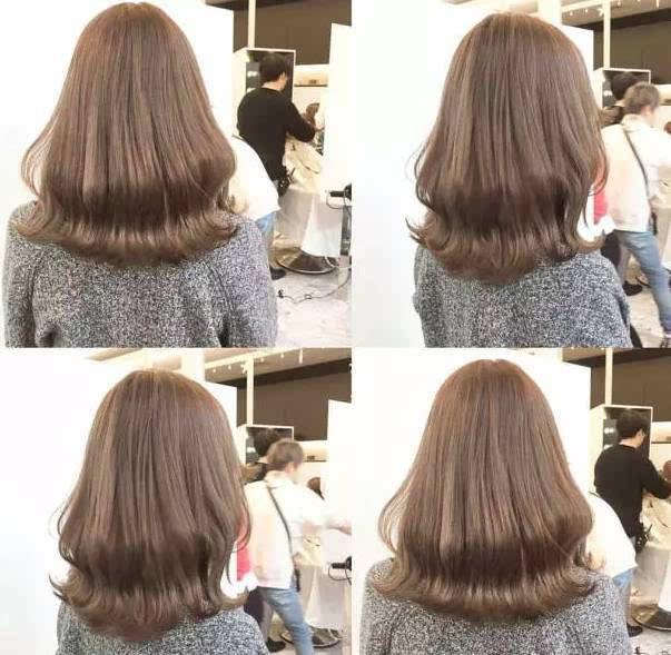 """想象一下随手撩一撩头发,长长的卷发披散开来像水波纹一样有""""涟漪""""的图片"""