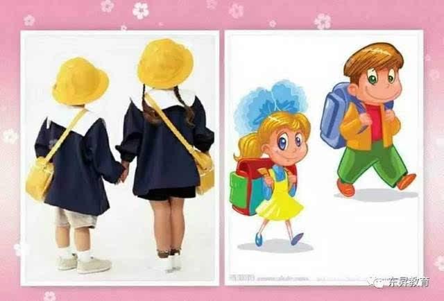 书包陪伴孩子快乐的童年 记忆点点滴滴