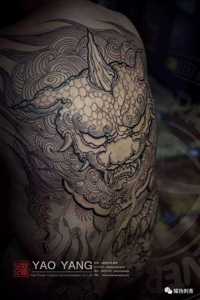 刺青 纹身 640_960 竖版 竖屏