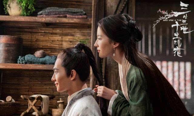 影视 张靓颖 十里桃花 MV首发 沙画演绎旷世绝恋图片