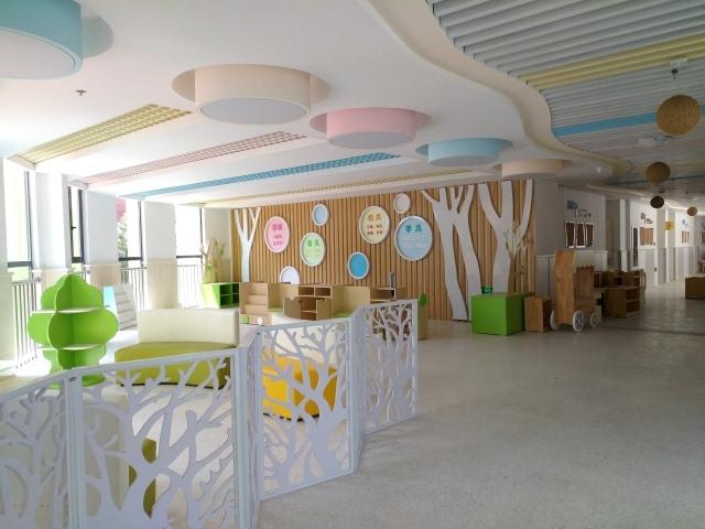 △幼儿园大厅