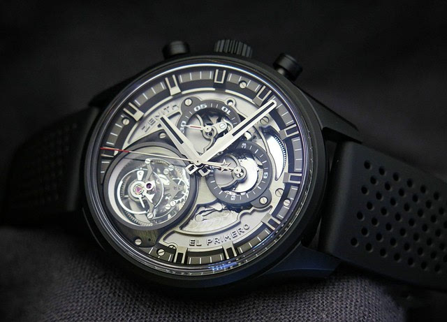 陀飞轮手表
