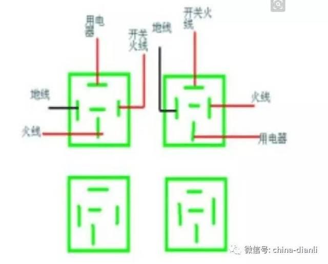知道四孔插座如何接线吗?