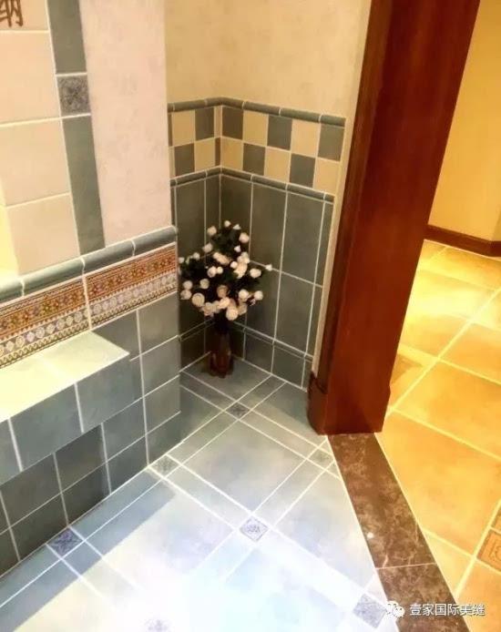 壹家美缝:卫生间瓷砖如何搭配美缝剂颜色?