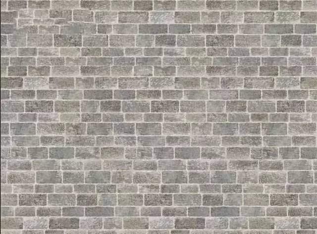 将砖墙素材添加到新层中,根据您的画布尺寸调整图像大小.