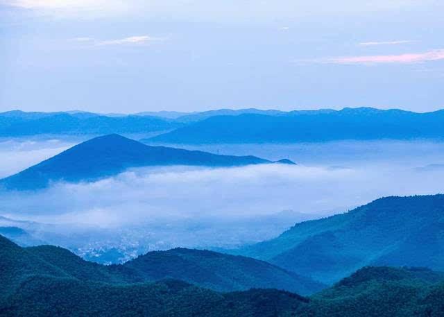 煤山卡里風景圖