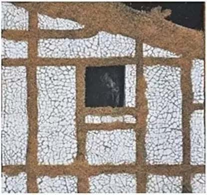 漆言漆语 | 解密漆画表现技法之蛋壳镶嵌