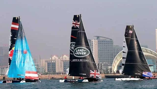 奥帆赛9年后 今天青岛重磅发布2017帆船周海洋节众多精彩赛事