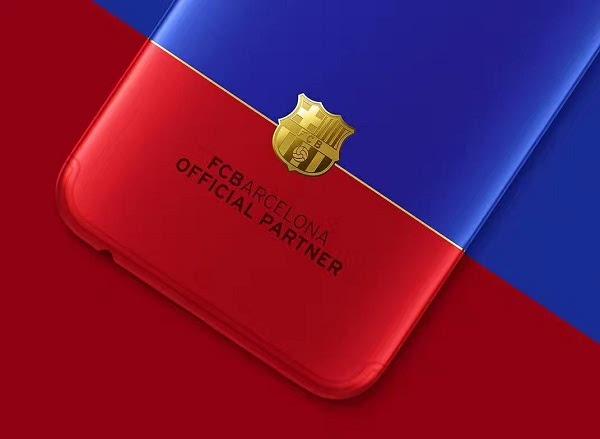 红蓝之夜oppo r11巴萨限量定制版正式发售:3499元