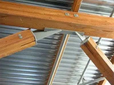 80p钢木结构的细部设计案例· 实用