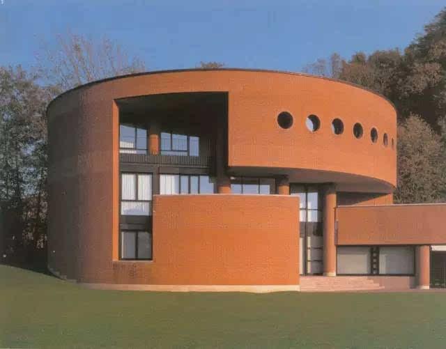 红砖绿瓦 | 建筑的一个缩影