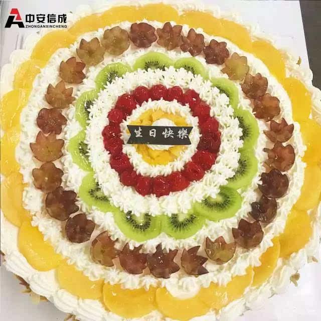 万千欧式蛋糕图片2017