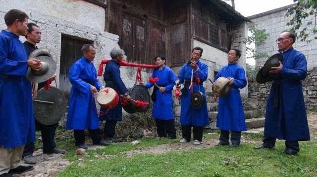 贵州民族风丨布依族铜鼓文化