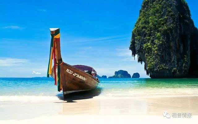 普吉岛是泰国的封面城市,泰国重要旅游名片,也是泰国旅游产业主要收益