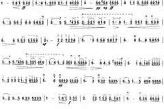 体验二胡曲《二泉映月》的艺术境界(附视频及乐谱)