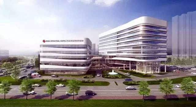 位置:青岛市崂山区海尔路59号 工程综合病房楼主楼地上16层,建成后