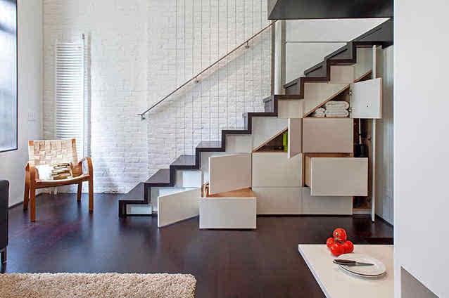 装修复式楼楼梯该如何设计更合理?