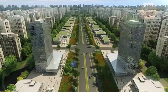 睢宁高铁商务区规划出炉,碧桂园的业主笑了