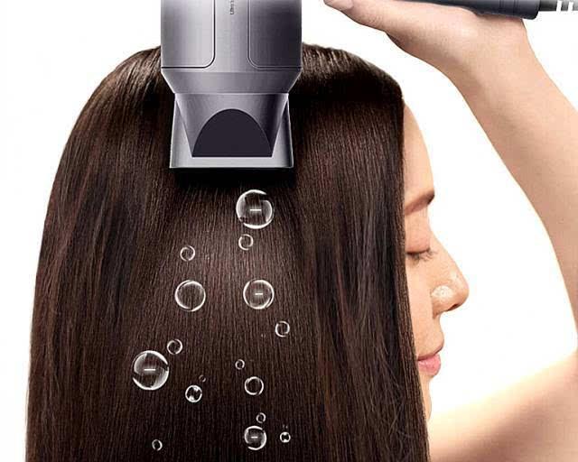 岛国黑科技无辐射电吹风,原来这么多年头发都吹错了!