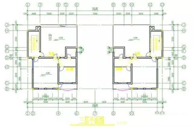 12x12农村平房设计图