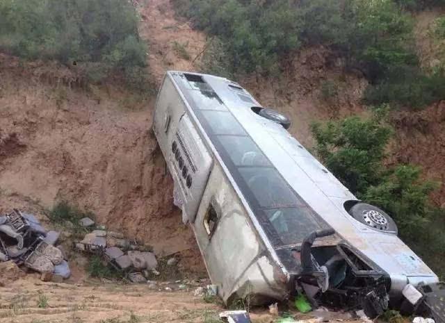 【突发】西汉高速陕西段发生重大交通事故 36死13伤,看看陕西近几年的