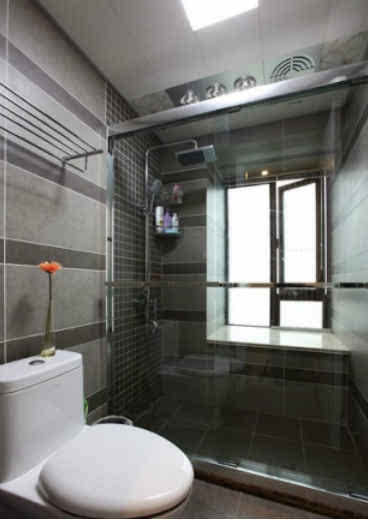 提议在浴室砌个飘窗【浴家居】