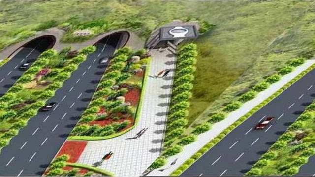 甘棠公园平面图