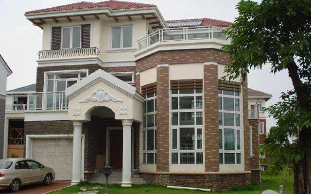 别墅门窗设计标准及选购技巧图片