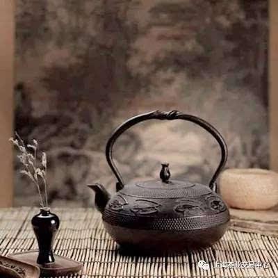 茶道纹样设计图