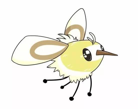 很多人初看到蜂虻,都下意识认为它就是一个寻花采蜜的小蜜蜂,其实并不图片